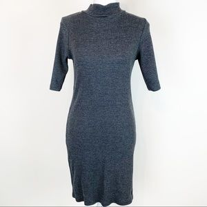 Abercrombie and Fitch ribbed bodycon dress